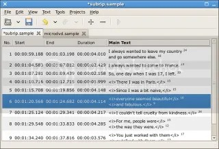 gaupol,subtitles,gnome