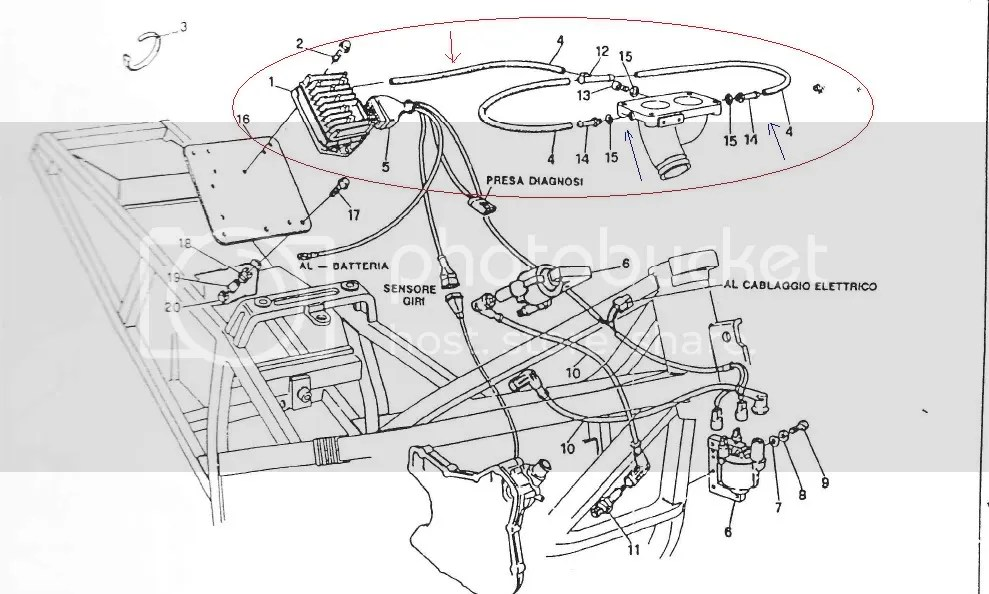 Paso Parts Diagram With Digiplex To Mainfold Hoses