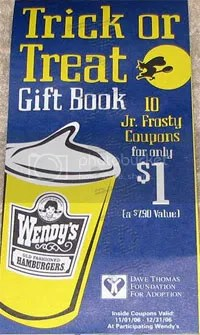 frosty coupons