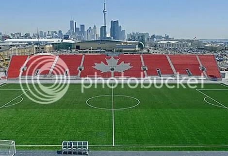 National Soccer Stadium
