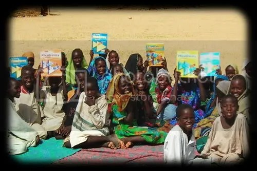 Grant a Book Wish for Darfur