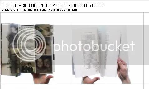 Book Design Studio, Academy of Fine Arts, Warsaw
