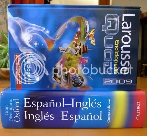 Larousse Quod and Gran Diccionario Oxford