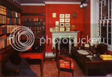 Thomas Hardy's Study