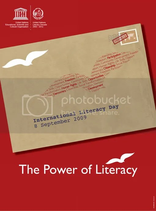 International Literacy Day 2009