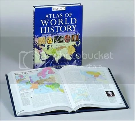Oxford Atlas of World History