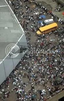 Superdome Evacuation