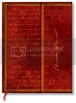 Paperblanks Jane Eyre notebook