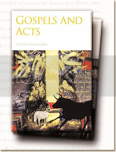 Gospels and Acts: The Saint John's Bible