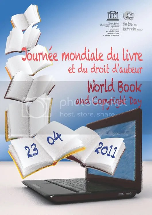 UNESCO World Book and Copyright Day 2011
