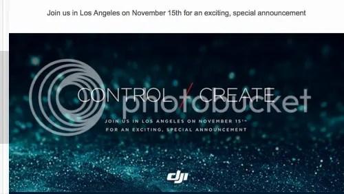 DJI event