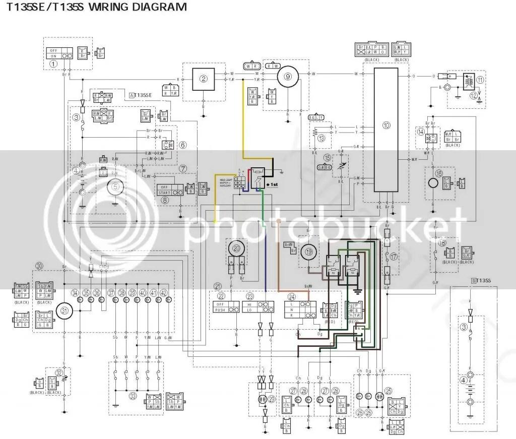 on yamaha mio wiring diagram