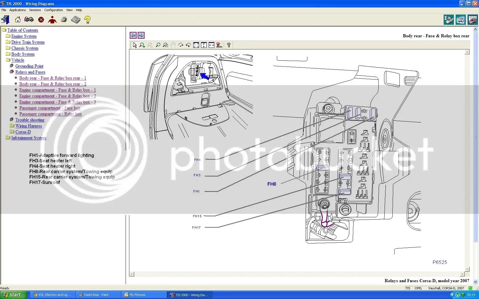 Car Wiper Wiring Diagram