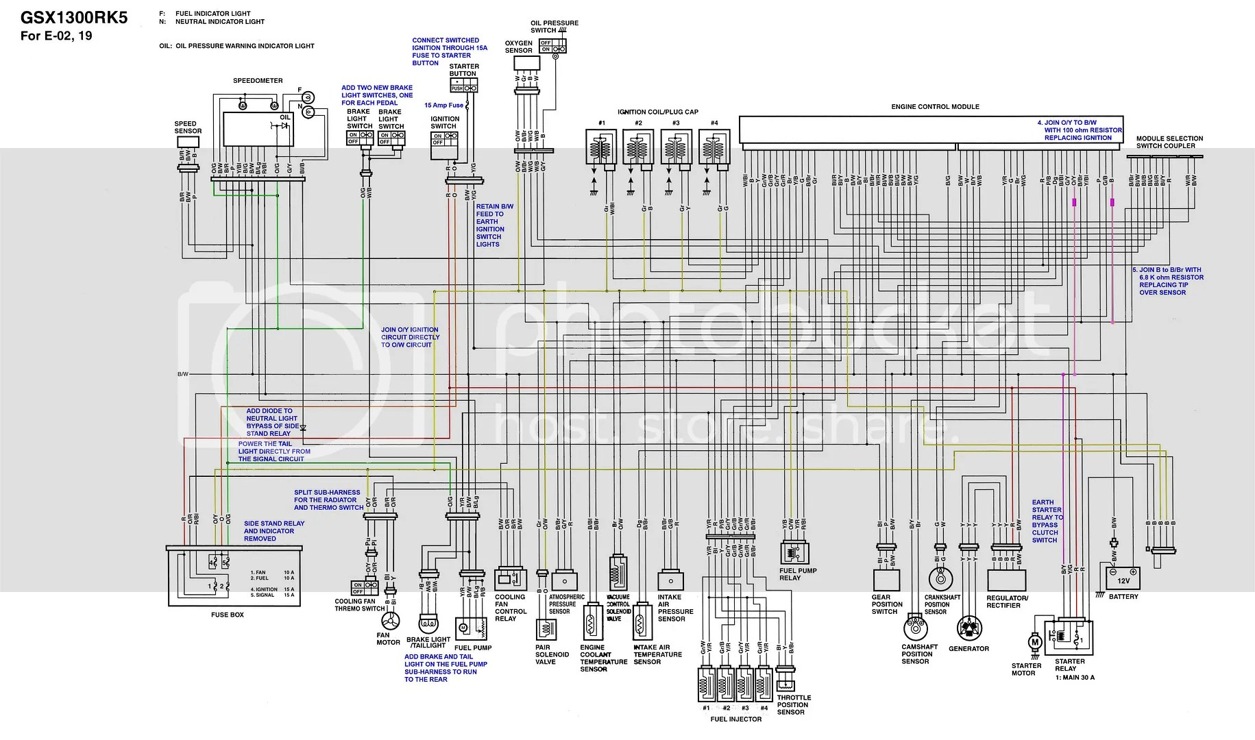 hight resolution of yamaha v star 650 fuse box auto electrical wiring diagram rh superchangeto me