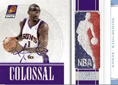 09/10 Panini National Treasures Colossal Jersey