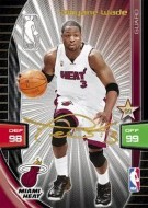 2009/10 Panini Adrenalyn Dwyane Wade Ultimate