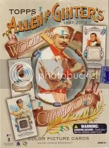 2009 Topps Allen & Ginter Baseball