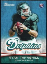 2012 Bowman Ryan Tannehill Base RC