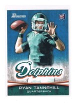 2012 Bowman Ryan Tannehill Sp Variation RC