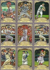 2012 Topps Gypsy Queen Joey Votto Base Card