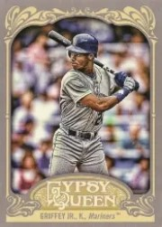 2012 Topps Gypsy Queen Ken Griffey Jr. Sp