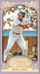 2012 Topps Gypsy Queen Tony Gywnn Mini