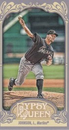 2012 Topps Gypsy Queen Josh JOhnson Mini