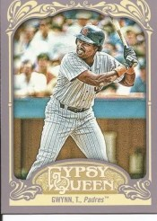 2012 Topps Gypsy Queen Tony Gywnn Base