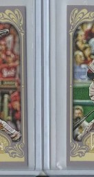 2012 Topps Gypsy Queen Joey Votto Mini Variation
