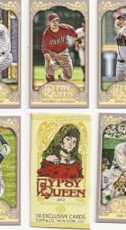 2012 Topps Gypsy Queen Alex Gordon Mini Sp