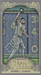 2012 Gypsy Queen Lance Berkman Mini