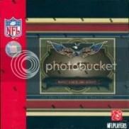 2006 Playoff National Treasures Football Box