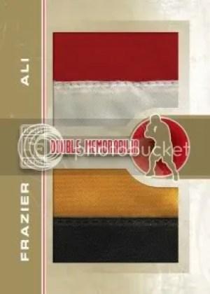 Ali Frazier Famous Fabrics Dual