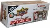 2008 Upper Deck First Edition MLB Baseball Factory Set(506 Cards)