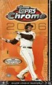 2006 Topps Chrome Baseball Box