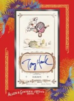 Tony Hawk 2010 Topps Allen & Ginter Framed Autograph
