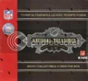 2007 Playoff National Treasures Football Box