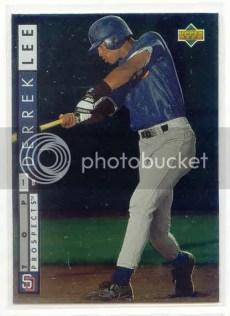 1994 Derrek Lee Upper Deck Rookie RC