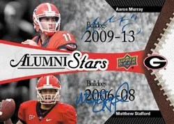 2014 Upper Deck Confernce Greats Alumni Stars
