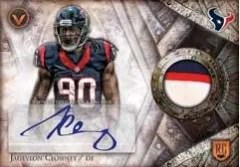 2014 Topps Valor Jadevon Clowney RC