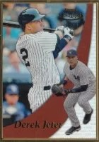 2014 Topps Series 2 Derek Jeter Gold Label