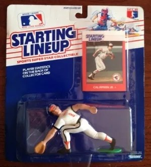 1988 Kenner Cal Ripken Jr Starting Lineup