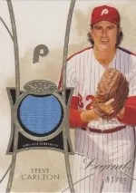 2014 Topps Tier 1 Steve Carlton Legends Jersey