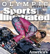 Lindsey Vonn February 2010 Sports Illustrated