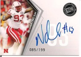 2010 Press Pass Ndamukong Suh Autograph