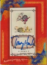 2010 Topps Allen & Ginter Tony Hawk Autograph