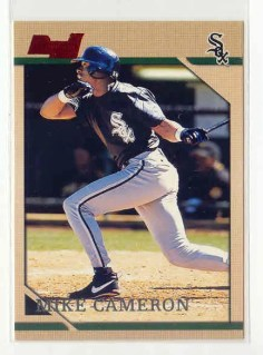 Mike Cameron 1996 Bowman RC Card