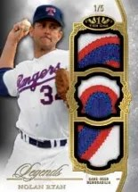 2013 Tier One Nolan Ryan Jersey