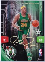 2009/10 Panini Adrenalyn Paul Pierce Extra Signature