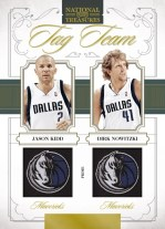 09/10 Panini Tag Team National Treasures